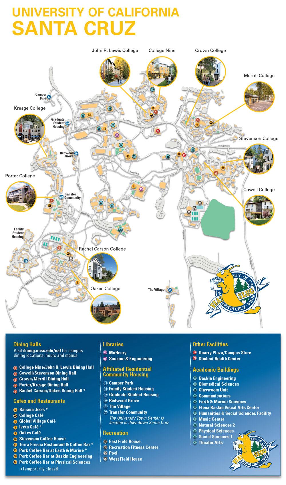 Uc Santa Cruz Map Rtlbreakfastclub