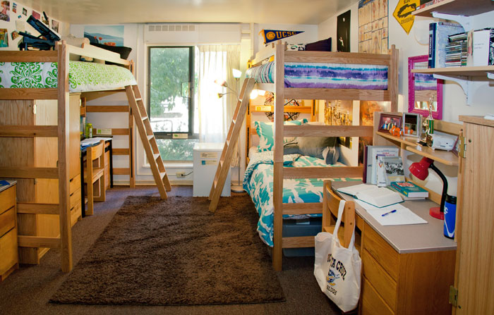 Cowell College Housing Virtual Tours