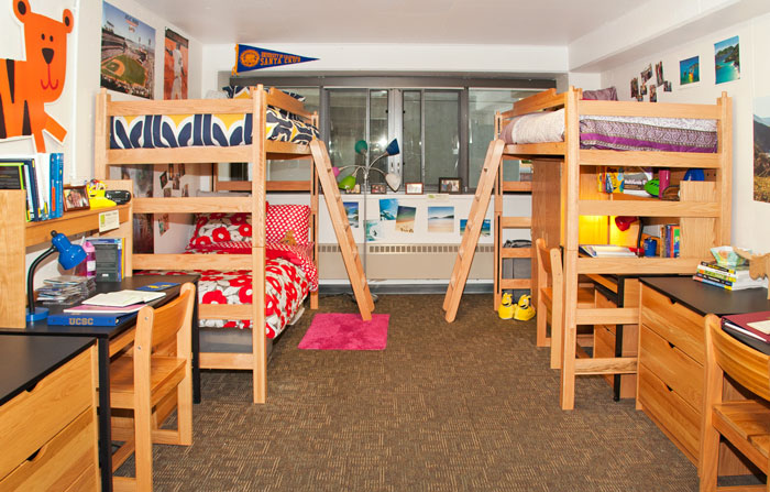 Porter College Housing Virtual Tours